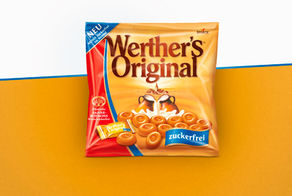 Werther's Original 2005: The sugar-free alternatives