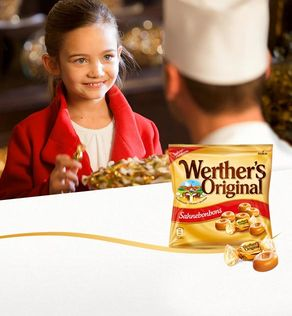 A special treat for generations: How Werther's Original became an internationally popular caramel candy brand.